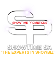 Showtime Promotions - The Experts In Showbiz. Bringing To You South Africa And Bollywood's Best Talent